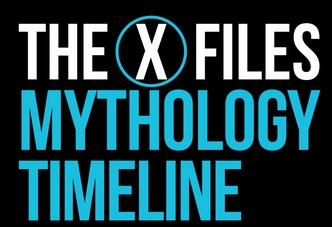 The X Files Mythology Timeline