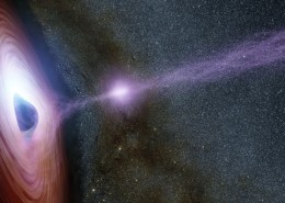 1_massive object ejects from black hole_20160315