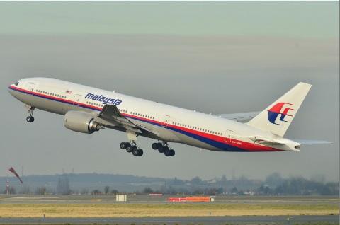 Malaysia-Airlines-Flug 370